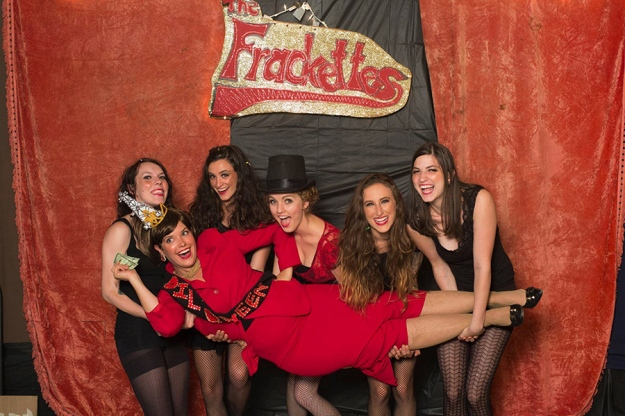 Frackettes